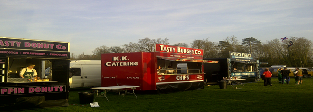 kk catering food court at dubaid in bristol