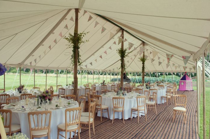 Marquee Wedding Catering ideas to delight